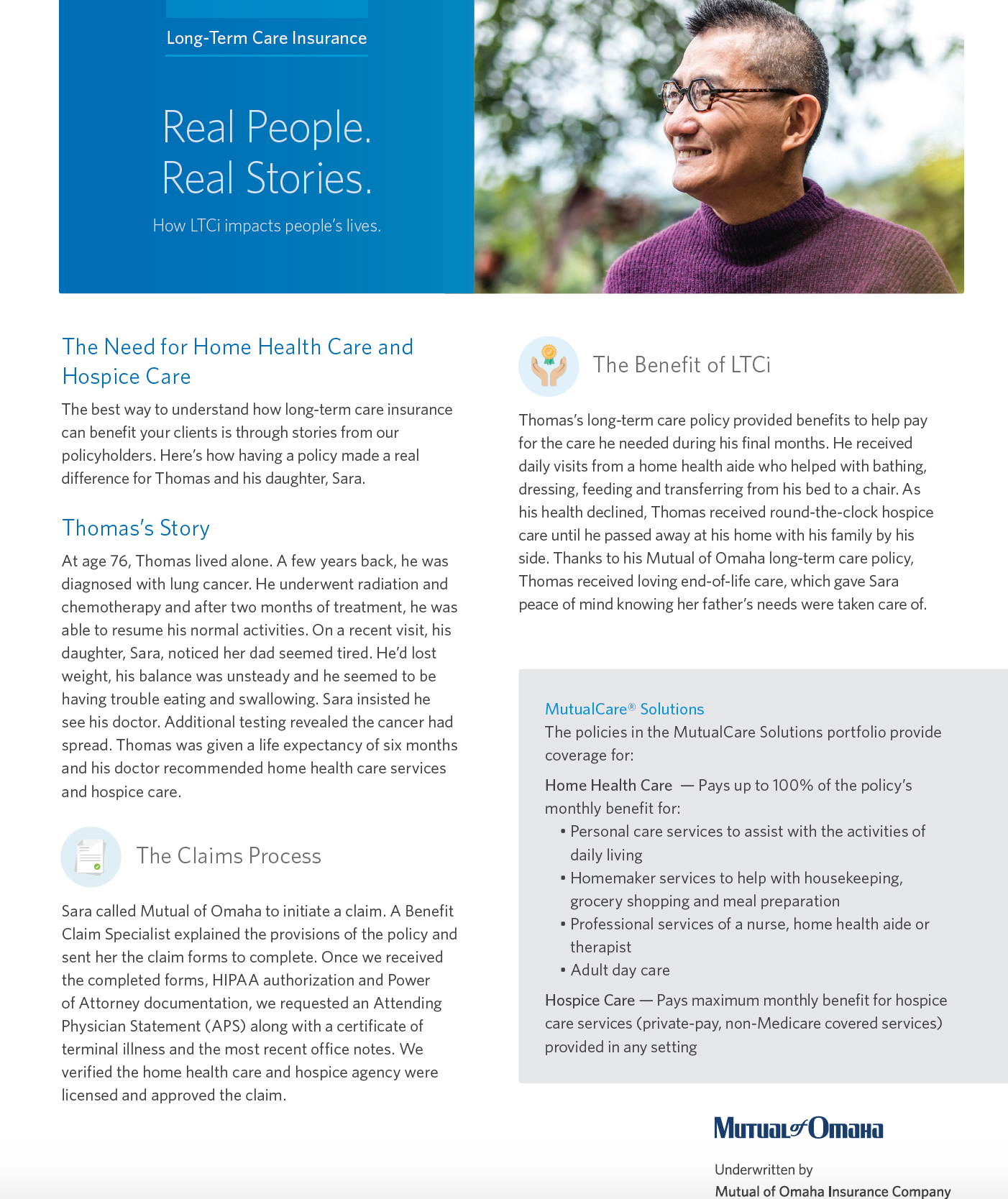 LTC Awareness Month Flyer Thumbnail